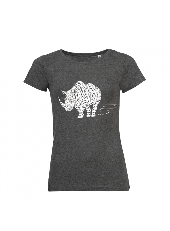 T-shirt Rhino-Zero Osch Design Femme