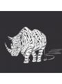 T-shirt Rhino-Zero Osch Design Homme