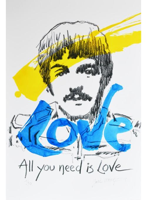 George Harrison - I need you