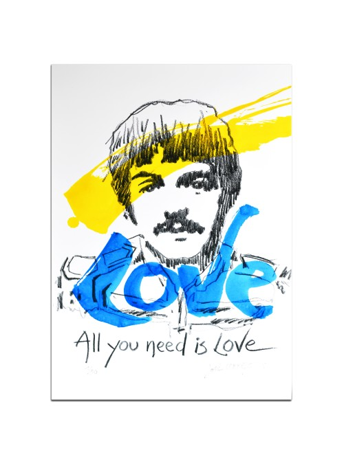 Paul McCartney - All You Need Is love