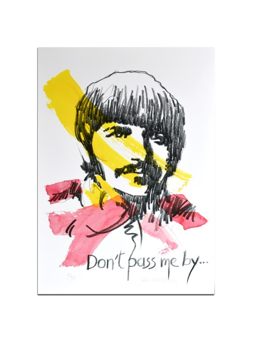 Ringo Starr- Don't pass me by